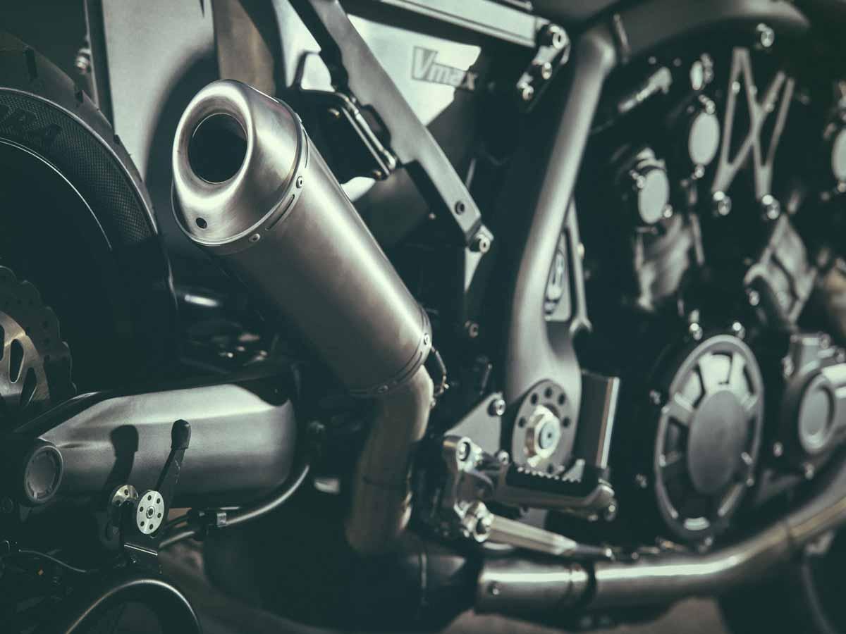 Yamaha V-Max Infrared 2015