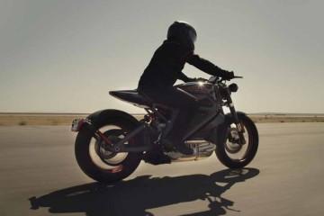 Harley-Davidson, Projekt LifeWire Elektromotorrad