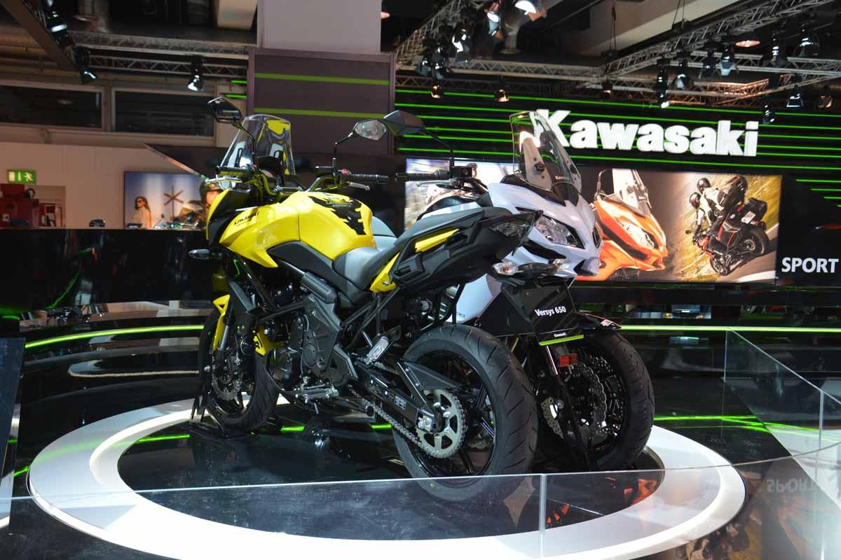 Swiss Moto 2015, Kawasaki