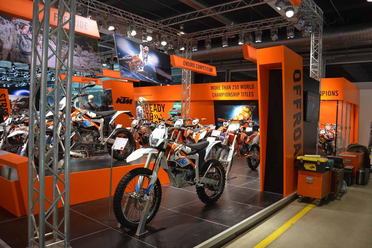 Swiss Moto 2015, KTM