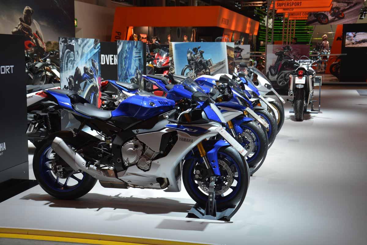 Swiss Moto 2015, Yamaha