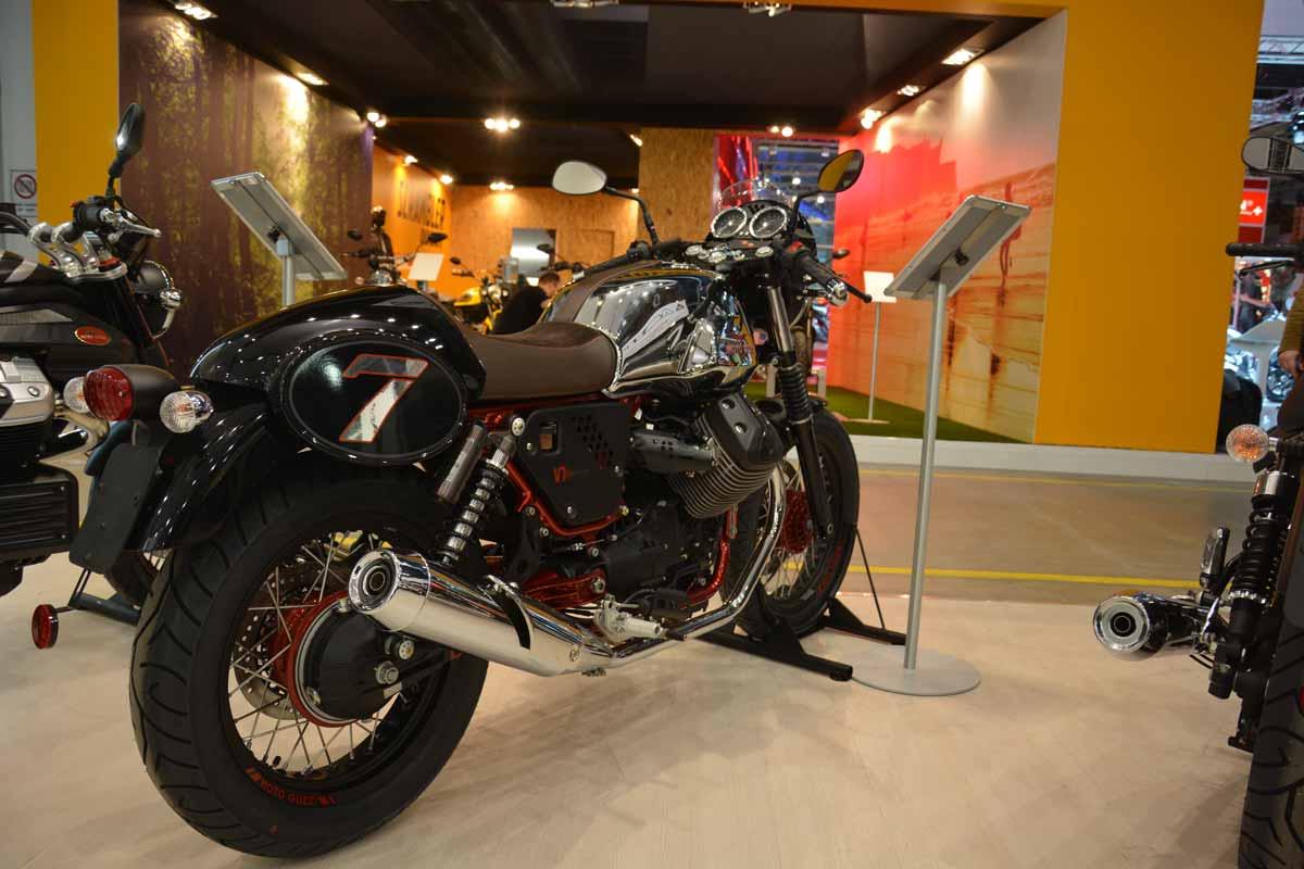 Swiss Moto 2015, Moto Guzzi