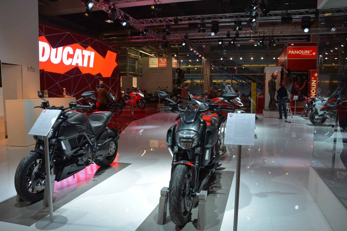 Swiss Moto 2015, Ducati