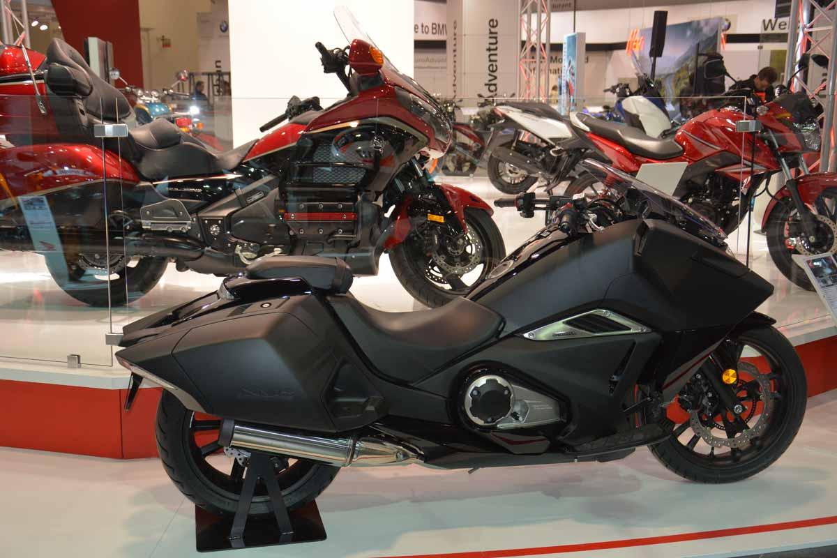 Swiss Moto 2015, Honda