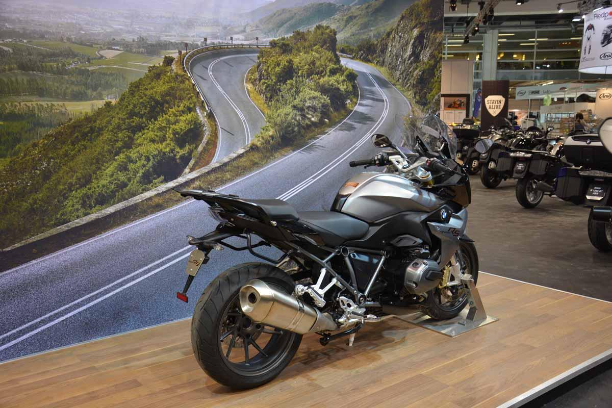 Swiss Moto 2015, BMW