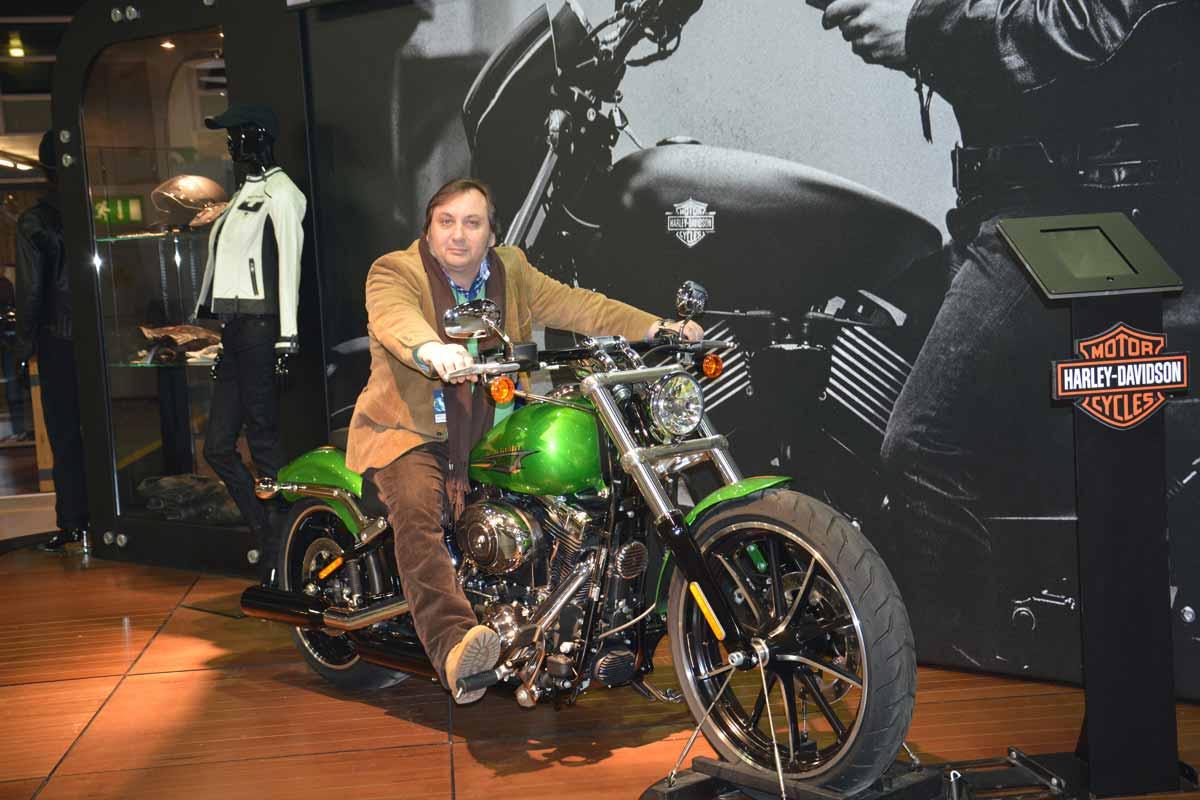 Swiss Moto 2015, Harley-Davidson